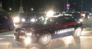 Napoli,Carabinieri fermano 80 auto non assicurate
